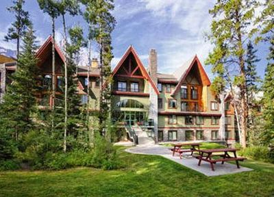 Photo for Canmore, Alberta, Canada: Studio Condo w/Heated Pool, Hot Tub & Access to Golf