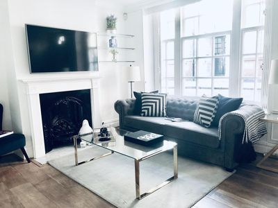Photo for 3BR Apartment Vacation Rental in London, Greater London