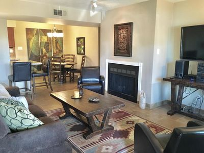 Photo for Warm Weather Getaway- Beautiful Condo near Old Town, Scottsdale AZ!