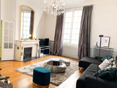 Photo for EXCLUSIVE & CHIC 2 BEDROOM APARTMENT IN THE HEART OF SAINT GERMAIN
