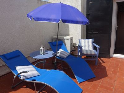 Photo for 2 bedroom Villa, sleeps 4 in Canet-Plage with WiFi