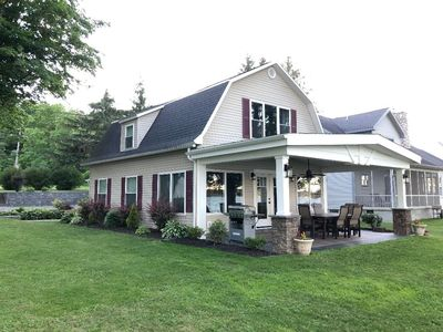 Photo for Brand New Listing! Vacation Home Rental on Owasco Lake!!