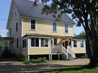 Photo for Charming, historic, property in Sherman, Maine. PERFECT for fishing and hunting!