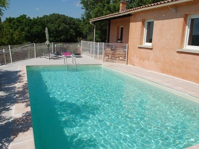 Photo for Villa 6 people in the heart of the Drome Provençale