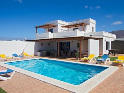 Photo for One bedroom Villa, sleeps 8 with Pool and FREE WiFi