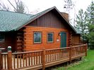 5BR Cottage Vacation Rental in Lake City, Michigan