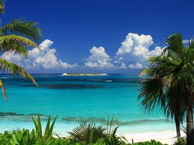 Photo for Bahamas Castaway - Great Oceanfront Family Vacation Home on Double Bay - Private
