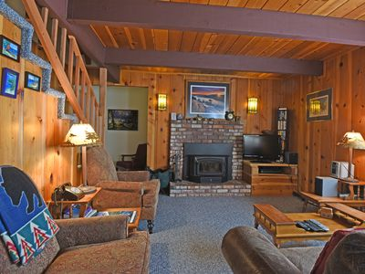 Photo for 3BR House Vacation Rental in Tahoe Vista, California