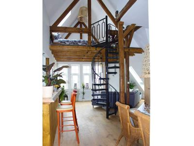 Photo for Holiday Osiana - Apartments in the Rose Villa in Stark in Kappeln