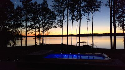 Photo for Wine Down: Your Southern-Style Waterfront Getaway on Lake Anna's Private Side