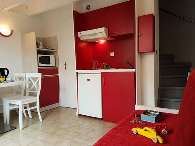 Photo for Sun Residence Village - Maisonette 2 Rooms 4/5 People