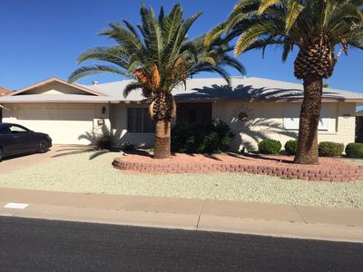 Photo for Beautiful 2 bedroom home in Sun City West Golf community