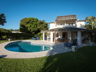 Photo for OPEN FOR THE HOLIDAYS! Sweet Spot Villa in Royal Westmoreland Golf Resort, AC, Free Wifi, Pool