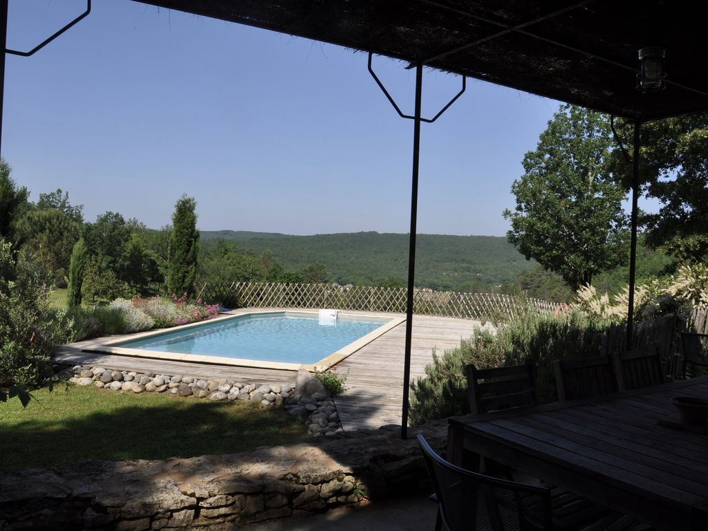 Property Image#11 House 8 Persons Private Heated Swimming Pool Périgord  Sarlat Lascaux