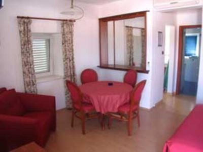 Photo for Apartment Vacation Rental in Ston