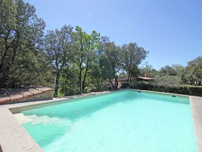 Photo for A characteristic detached house with swimming pool, situated in a green and peaceful area