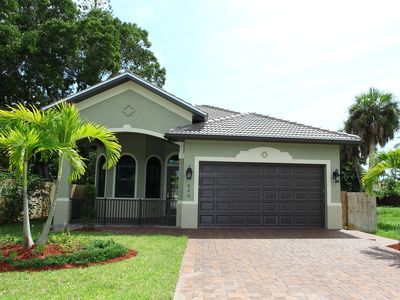 Photo for New Upscale Home with Private Pool; Close to Vanderbilt Beach