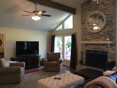 Photo for Granite-Hardwood-Completely Renovated, Convenient To Everything.  3 bed 2.5 bath
