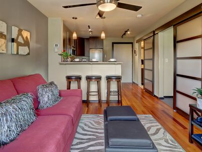 Photo for z1 Bedroom Downtown Seattle Oasis✸PERFECT GETAWAY LOCATION✸