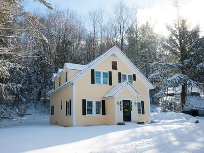 Photo for Walk To The Village, Take  Shuttle to Stowe Mtn & Cook On A Garland Stove.