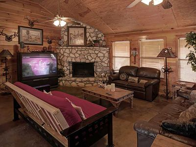 Photo for 5BR House Vacation Rental in Concan, Texas
