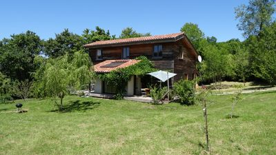 Photo for Nice holiday home near cosy village in South West France