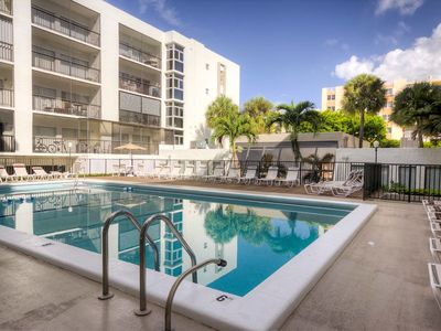 Photo for Le Cartier 406 - Condo 4 people, Sunny Isles