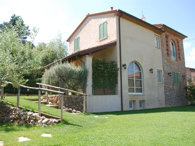 Photo for holiday house in Tuscany with garden pool and wifi