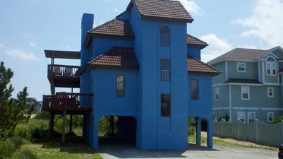 Photo for Outer Banks Ocean-Side Vacation Home