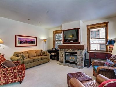 Photo for Open condo w/ shared pools, hot tubs, gym - walk to downtown!