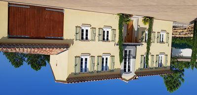 Photo for Superb luxury villa near St Tropez exceptional furnishings antiques and artwork