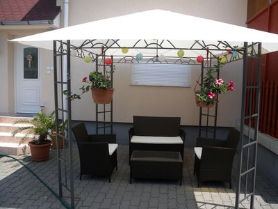 Holiday apartment in quiet sourroundings with air conditioning