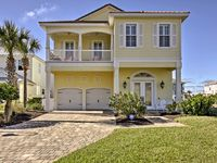 Ocean Hammock Beach House in Palm Coast