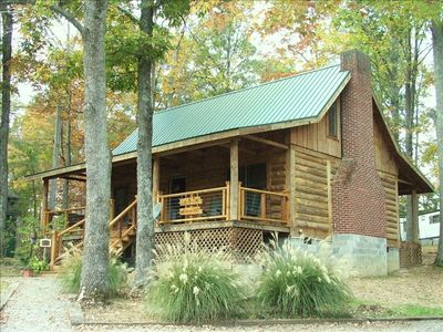 2br Cabin Vacation Rental In Celina Tennessee 148544
