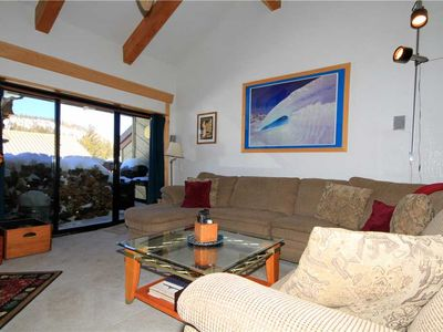 Photo for Courchevel #51 is a 2 bedroom and 2 bathroom condominium with a private parking garage!