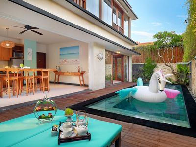 Photo for Family 3 Bedroom Private Pool Villa