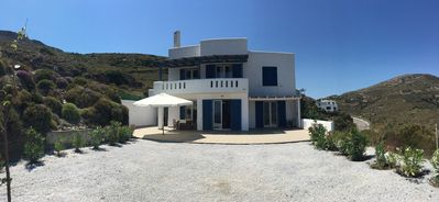 Photo for Traditional cyclade House in Andros 00000472164
