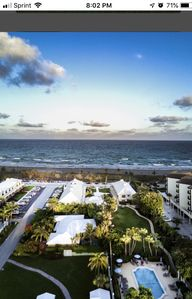 Photo for A One Bedroom Suite at the Dover House in Delray Beach, Florida by the beach.