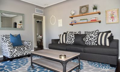 2 BR/ 1 Bath  1940's Renovated, Home Away from Home Central Charmer