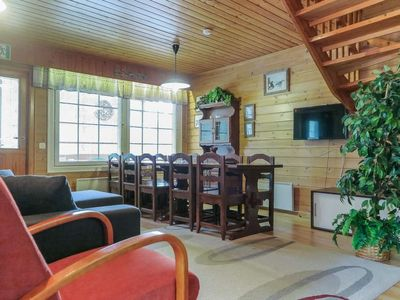 Photo for Vacation home Lomamaja 1 in Raattama - 8 persons, 3 bedrooms