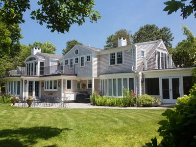 Pleasant Cape Cod-Style Home - One Block from North Bay!