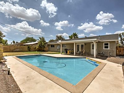 Photo for NEW! Scottsdale Home w/ Private Pool & Mtn Views
