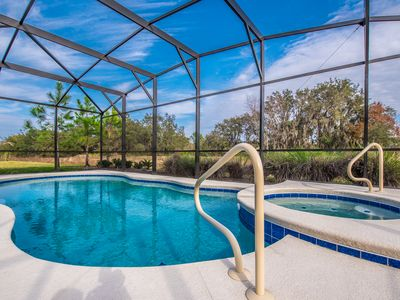 Photo for Spetacular 5 beds with incredible private pool - Solara Resort