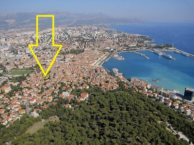 Photo for Apartment Nada  - Split, Riviera Split, Croatia