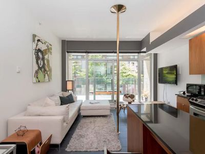 Photo for Open Concept Gastown Studio!