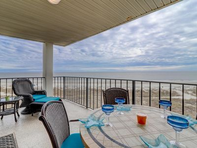 Photo for Sea Cloisters on Hilton Head, Upper Floor Condo with Fabulous Ocean Views!