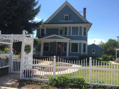 Downtown Spearfish Historic 1900 Home