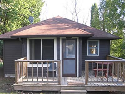 Photo for Your family will love the beautiful lake view at this comfortable cottage!