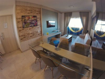 Photo for Luxury apartment with sea view, very cozy !!
