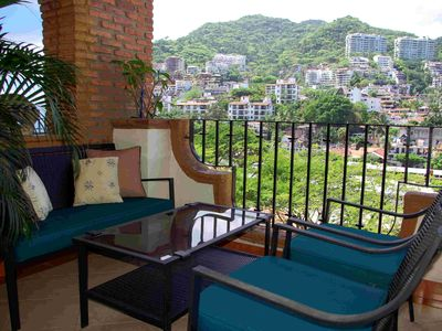 Photo for Plazamar Oceanfront Condo Unit 605 - Right On The Beach In The Heart Of Old Town
